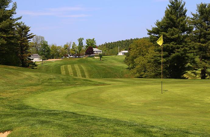Massachusetts golf association player services for Gardner golf course
